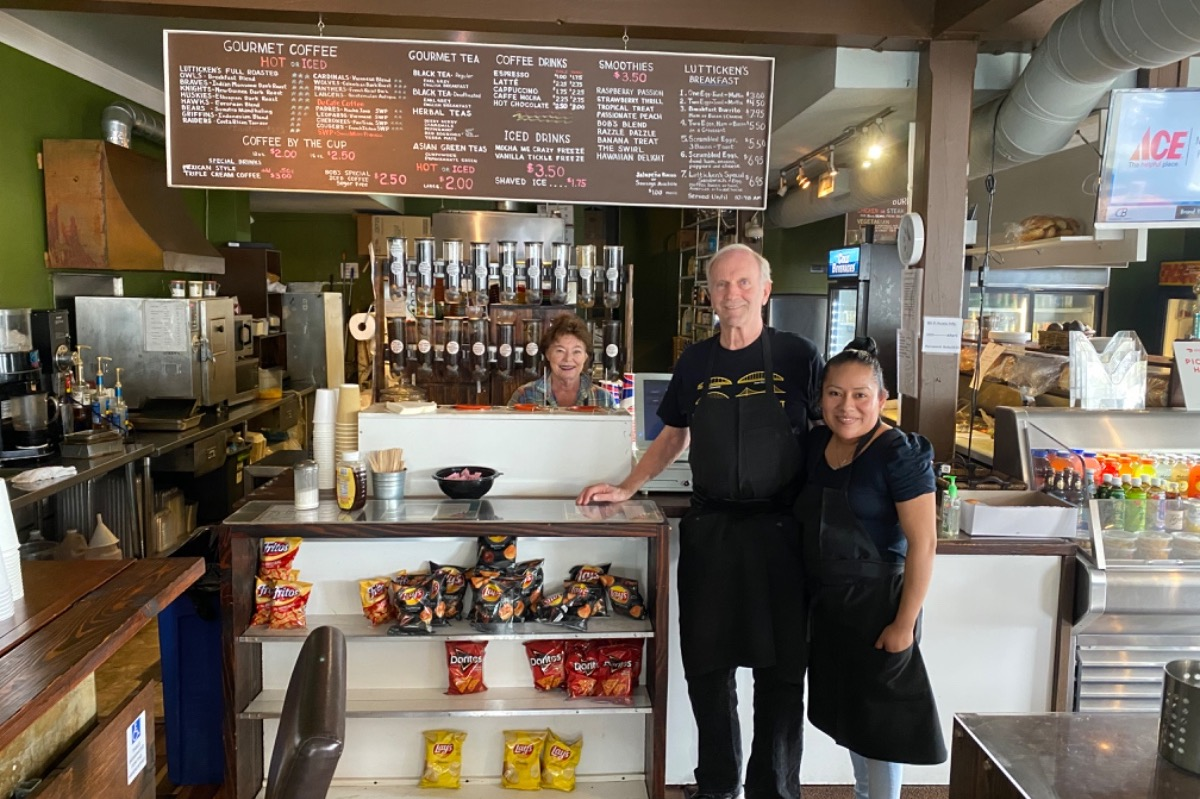 Lutticken's Deli fundraising for nonprofits that feed residents in need