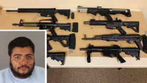 Man arrested in connection with 53 burglaries in San Mateo County