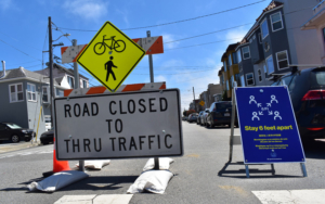 Redwood City council approves piloting 'slow streets' during COVID-19 lockdown
