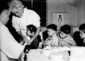 Not our first viral terror: the age of polio