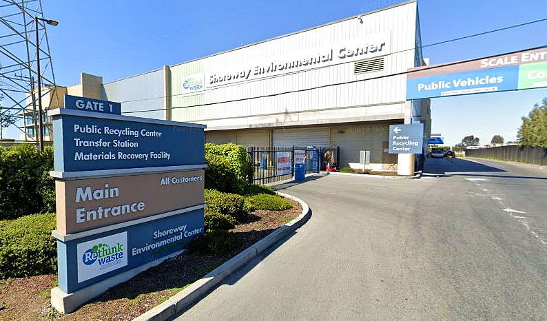 San Carlos: Shoreway Environmental Center transfer station to reopen Monday