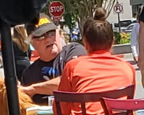 San Carlos mayor urges community not to target restaurant over racist diner