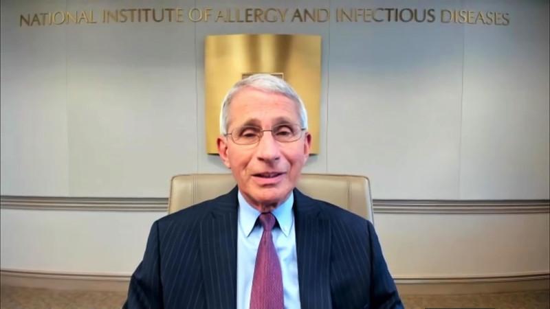 Dr. Fauci praises Gov. Newsom's coronavirus response in Stanford interview