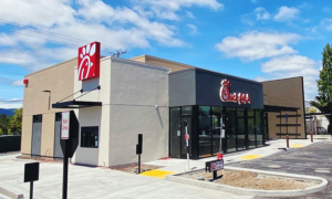 Chick-fil-A set to open this month in Redwood City