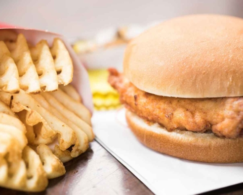 Chick-Fil-A in Redwood City offers graduates free sandwich this week