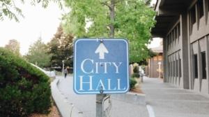 San Carlos City Hall reopens