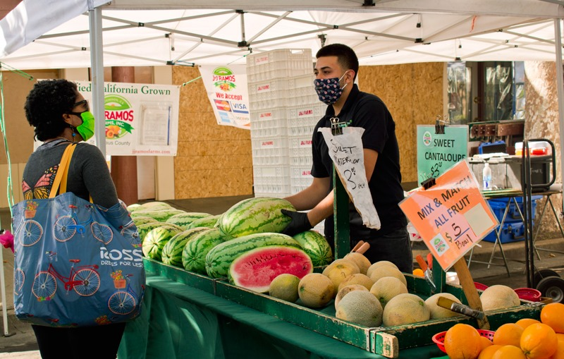 Farmers markets in Redwood City, San Mateo set to open