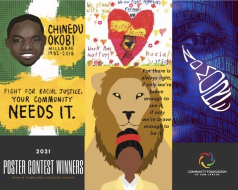 Art with Heart: Foundation announces winners of Racial Justice Poster Contest