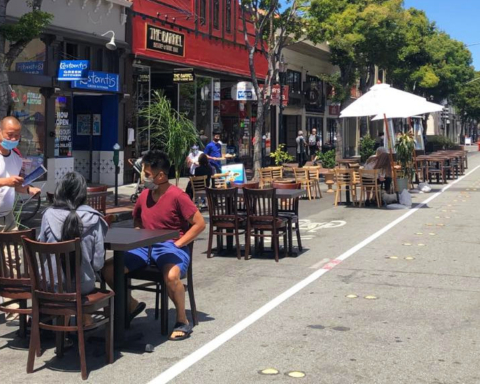 San Mateo to hold meeting on future of outdoor dining program