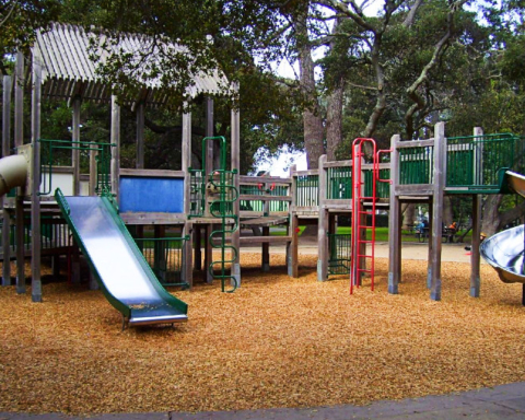 """San Mateo is inviting residents to share their thoughts on two design alternatives aimed at improving the playground at Central Park. The city is hosting a virtual community workshop on Thursday, June 3, at 6:30 p.m. The playground was deemed outdated and in need of improvements in the Central Park Master Plan adopted in 2016, the city said. """"We'll be unveiling the two design alternatives at the upcoming workshop and participants will get to provide feedback about which playground improvements they'd prefer,"""" the city said. Sign up online for the Zoom workshop here. For more information and updates on the renovation project, go here."""