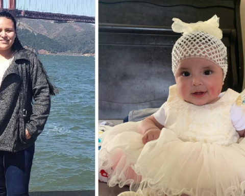 San Mateo family searching for young mother and her infant daughter