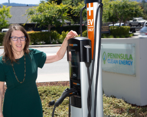 Charging Into the Future The electric car transition has begun. Ready to make the switch?