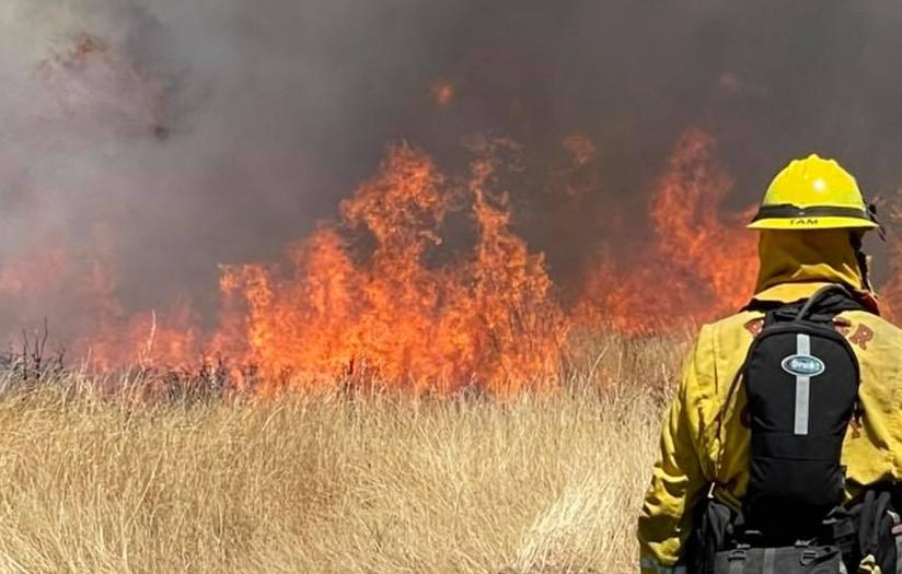 Cal Fire announced controlled burn Tuesday near SFPUC dams