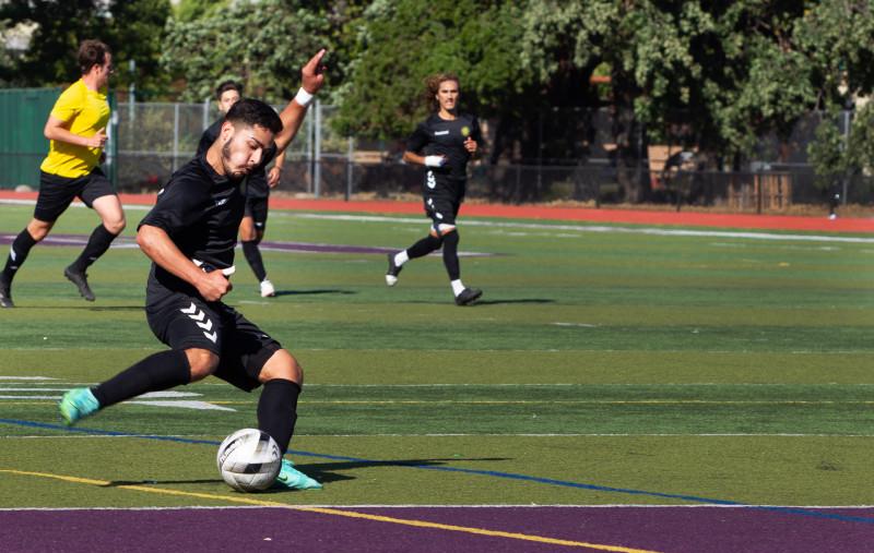 Bay Cities Football Club brings it to Sequoia High School stadium