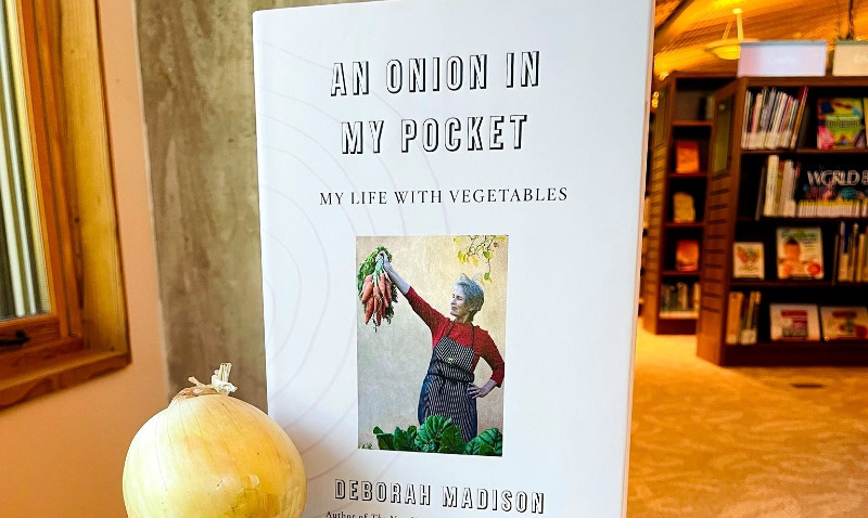 Chef Deborah Madison's memoir available at San Mateo County Libraries