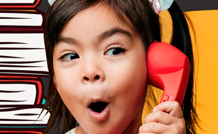 Redwood City Public Library offering on-demand children's stories via phone