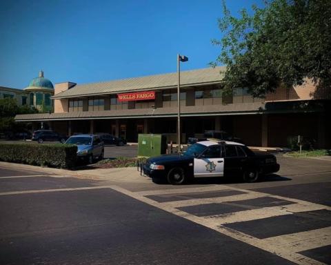 Redwood City police arrest man for Wells Fargo bank robbery