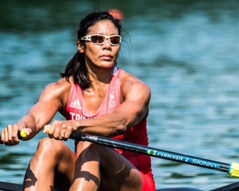 Before heading off to the Tokyo Olympics in the world's most populous city, Aisha Chow trained at a quaint oasis that remains unknown even to some locals. Chow, 44, rowed her way around the Bair Island Aquatic Center in Redwood City, where a crowd consisting largely of pelicans, Canadian geese and seals watched her power her single scull across the open water.