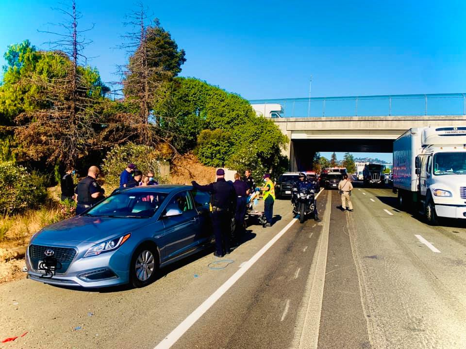 Juvenile suffering from mental health crisis prompts police response on U.S. 101
