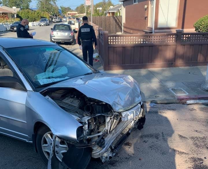 Woman arrested in fatal DUI crash in San Mateo