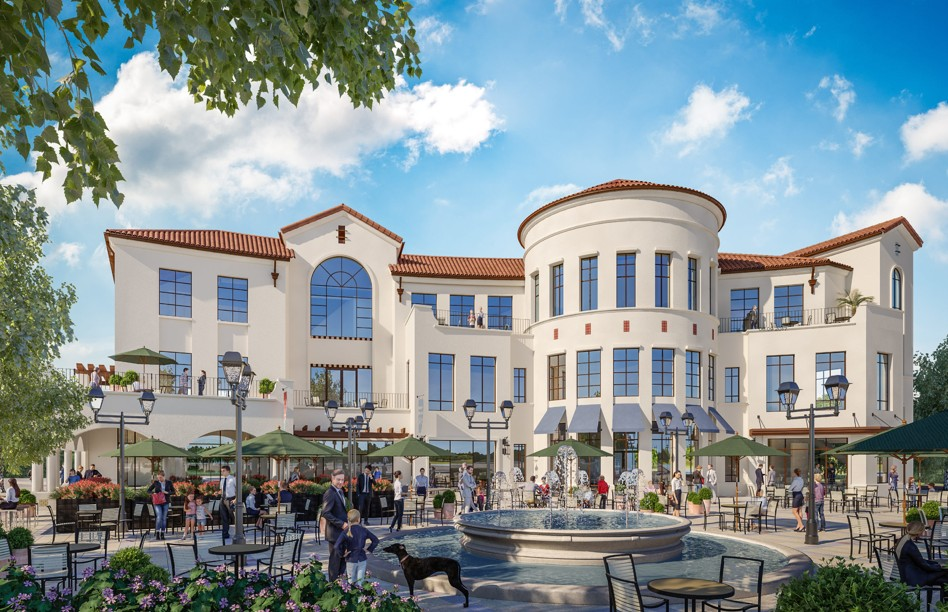 Menlo Park on the move: Downtown shakes off empty car lot blues