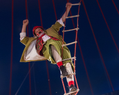 Zoppe Circus returning to Redwood City