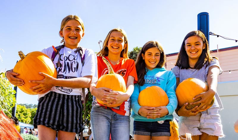 Half Moon Bay Pumpkin Festival canceled for second straight year