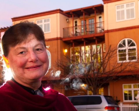 Sister Christina Heltsley recognized for her work to transform North Fair Oaks