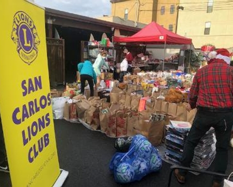 Local service clubs have stepped up as critical lifeline during pandemic